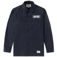 Neighborhood Classic Work Shirt Blue