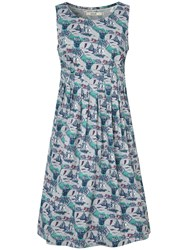 Seasalt Gylly Dress Charlestown Cobble