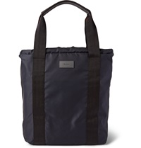 Paul Smith Convertible Tech Canvas Tote Blue