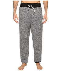 Kenneth Cole Reaction Sleep Pants Black Marled Men's Pajama