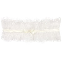 Alice By Temperley Somerset By Alice Temperley Gatsby Bridal Garter Ivory