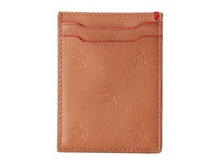 Original Penguin Sterling Card Holder English Tan Credit Card Wallet