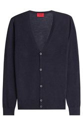 Hugo Virgin Wool Cardigan Gr. M