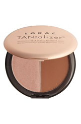Lorac 'Tantalizer ' Highlighter And Matte Bronzer Duo Matte Shimmer