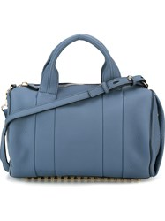 Alexander Wang 'Rocco' Tote Blue