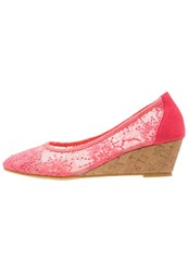 Anna Field Wedges Rose