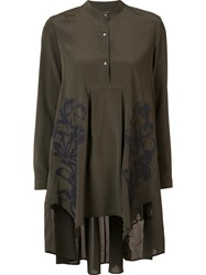 Maiyet Oversized Blouse Green