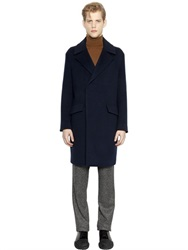 Wooyoungmi Wool Blend Cocoon Coat