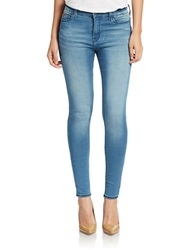 Lee Cooper Mid Rise Skinny Jeans Mid Summer
