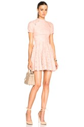Lover Oasis Mini Dress In Pink