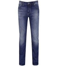Bench Snare V25 Jeans Overall Blue