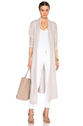 Theperfext Robertson Long Cashmere Sweater In Neutrals
