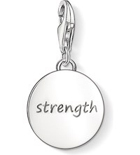 Thomas Sabo Charm Club Silver Strength Charm Pendant