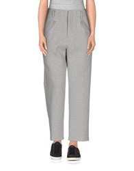 10 Crosby Derek Lam Casual Pants Light Grey