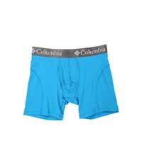 Columbia Brushed Micro Boxer Brief Compass Blue Men's Underwear