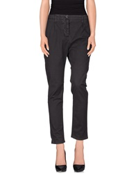 Novemb3r Casual Pants Black