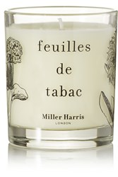 Miller Harris Feuilles De Tabac Scented Candle Colorless