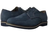 Bass Buckingham Petrol Blue Black Black Men's Lace Up Casual Shoes