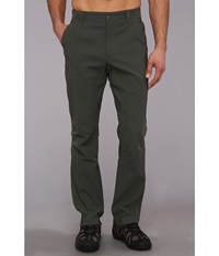 Columbia Royce Peak Pant Gravel Men's Casual Pants Silver