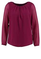 More And More Blouse Pink Berry
