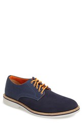 1901 'Richfield' Two Tone Derby Men Navy