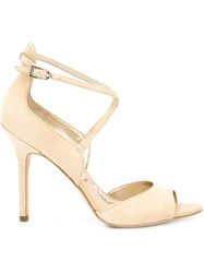 Sam Edelman Ankle Strap Sandals Nude And Neutrals