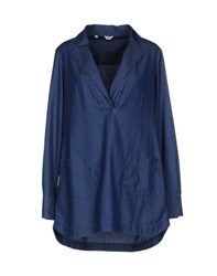 Barba Shirts Blouses Women Blue