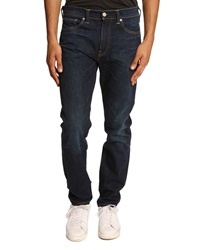 Levi's 508 Tapered Fitted Dark Blue Faded Jeans