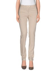 Allegri Trousers Casual Trousers Women Beige