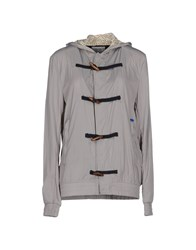 Liu Jo Jeans Coats And Jackets Jackets Women Light Grey