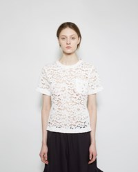 Sacai Lace Blouse