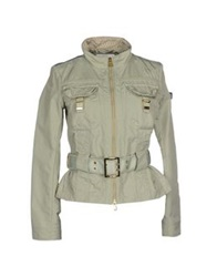 Peuterey Jackets Military Green