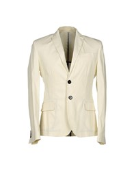 Corte Chiara Suits And Jackets Blazers Men Ivory