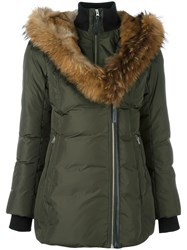 Mackage 'Akiva' Puffer Jacket Green