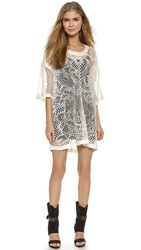 Ktz Netting Mini Dress