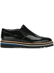 Vince 'Alona' Loafers Black