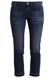 Current Elliott Straight Leg Jeans Pistol Blue Denim