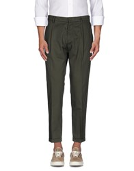 The Editor Trousers Casual Trousers Men Dark Green