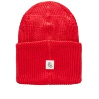 Kaptain Sunshine Regulation Watch Cap Red