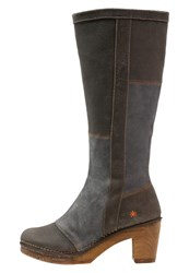 Art Amsterdam Boots Plumb Dark Grey