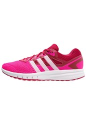 Adidas Performance Galaxy 2 Neutral Running Shoes Shock Pink White Unity Pink