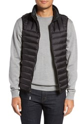 Tumi Men's Packable Down Vest Black