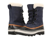 Sorel Caribou Wool Nocturnal Men's Cold Weather Boots Black