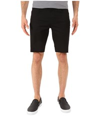 J Brand Tyler Slim Cut Off Shorts Black Men's Shorts