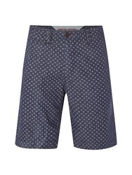 White Stuff Indigo Printed Short