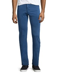Ag Adriano Goldschmied The Graduate Tailored Fit Trousers Sulfur Ryz