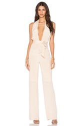 Misha Collection Melita Pantsuit Beige