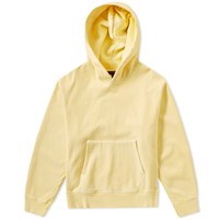 Yeezy Season 3 Fleece Hoody Yellow