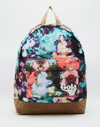Gola Printed Backpack Multilighttaupe