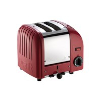 Dualit Classic Heritage Toaster Theatre Red 2 Slot